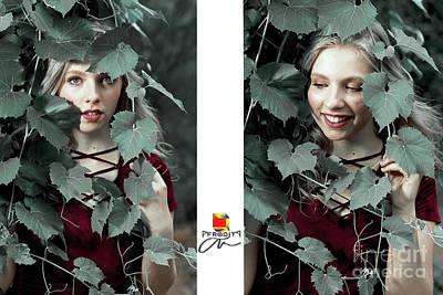 Photograph - Portraits by Afrodita Ellerman