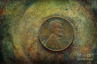 Book Collecting Digital Art - Portraits Of Lincoln Two by Randy Steele
