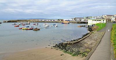 Holiday Mugs 2019 Royalty Free Images - Portrush port, Northern Ireland. Royalty-Free Image by Hamik ArtS