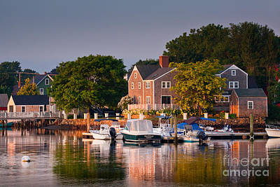 Photograph - Portsmouth Riverfront by Susan Cole Kelly