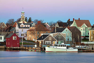 Photograph - Portsmouth South End by Eric Gendron