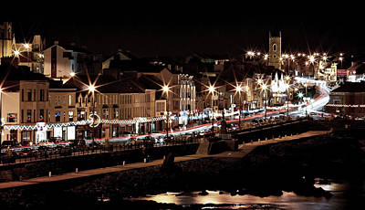Photograph - Portstewart At Night by Colin Clarke