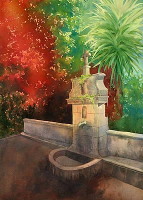Portugal Art Print by Johanna Axelrod