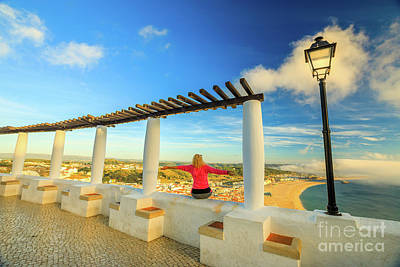 Photograph - Portugal Travel Concept by Benny Marty