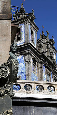 Photograph - Portugese Architecture 1 by Andrew Fare