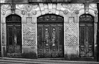 Photograph - Portugese Architecture 4b by Andrew Fare