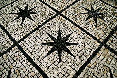 Photograph - Portugese Stars by Eric Tressler