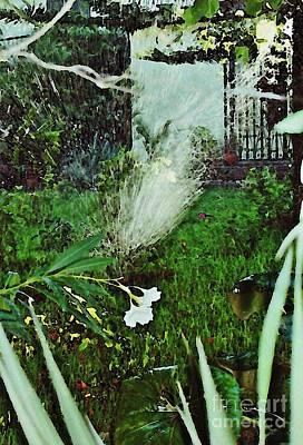 Photograph - Portuguese Garden by Sarah Loft