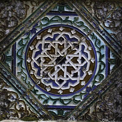Photograph - Portuguese Tiles 01 by Edgar Laureano