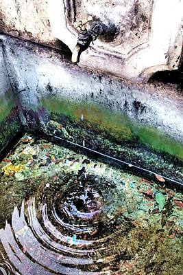 Photograph - Portuguese Well by Dora Hathazi Mendes