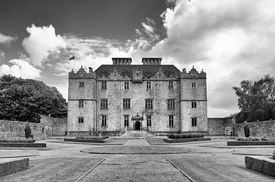 Photograph - Portumna Castle by Martina Fagan