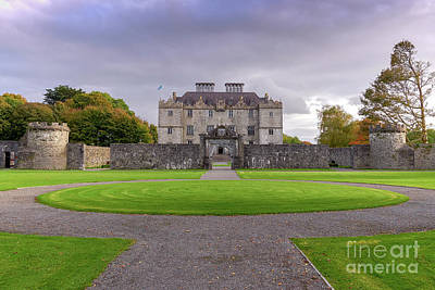 Photograph - Portumna House  by Juergen Klust