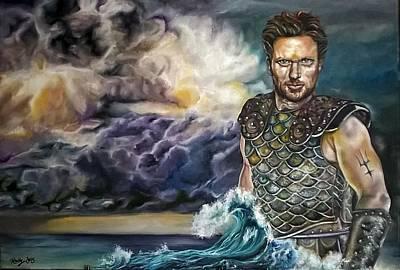 Poseidon Original by Ruby McMenemy-Taylor