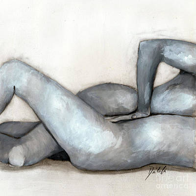 Painting - Position #222 by Denise Deiloh
