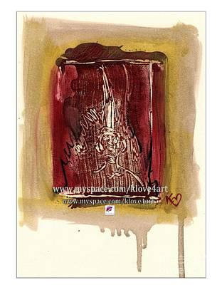 Painting - Positive by Carol Rashawnna Williams