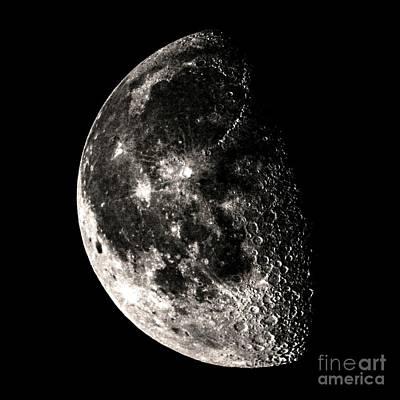 Photograph - Positive Moon by Kip Vidrine