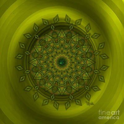 Digital Art - Positive Thoughts  by Giada Rossi