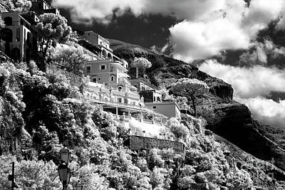 Photograph - Positively Positano by John Rizzuto