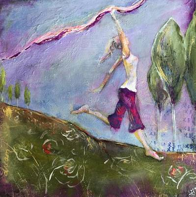 Mixed Media - Possibility by Gail Butters Cohen