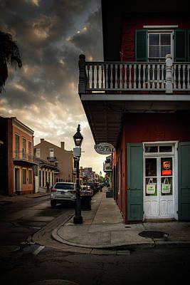 Photograph - Postal On Bourbon by Chrystal Mimbs
