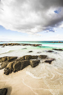 Photograph - Postcard Perfect Ocean Background by Jorgo Photography - Wall Art Gallery