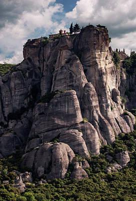 Photograph - Postcards From Greece by Jaroslaw Blaminsky
