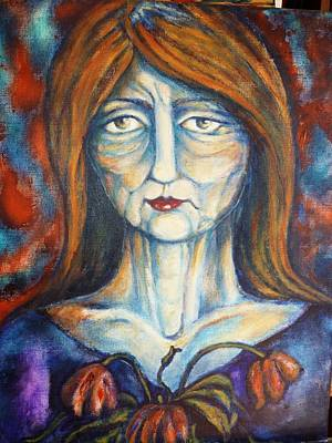 Painting - Postmenopausal by Rae Chichilnitsky