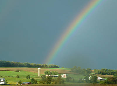 Photograph - Pot Of Gold by Barbara Jacobs