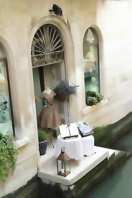 Photograph - Pot Pourri Boutique by Vicki Hone Smith