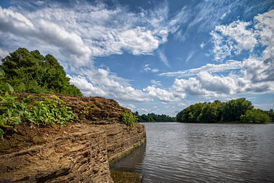 Photograph - Poteau River by James Barber