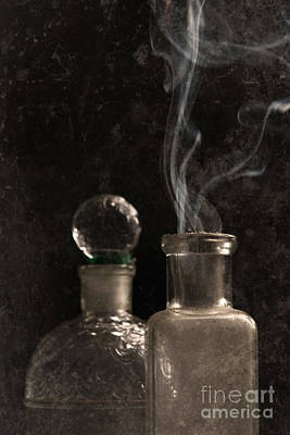 Photograph - Potions by Clayton Bastiani