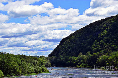 Photograph - Potomac River Crossing by Patti Whitten
