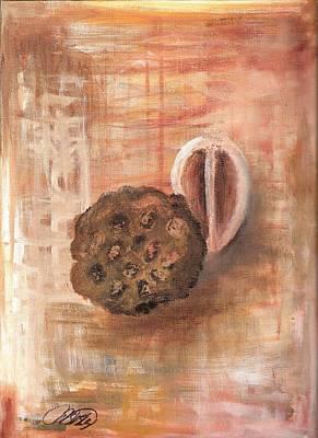 Painting - Potpourri Four by Vivian  Mosley