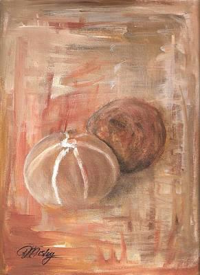 Painting - Potpourri Three by Vivian  Mosley