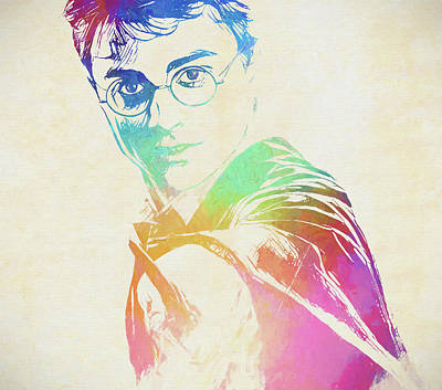 Painting - Potter by Dan Sproul