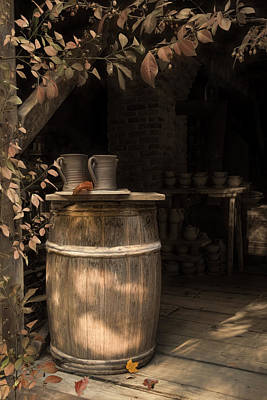 Photograph - Pottery Barn by Robin-Lee Vieira