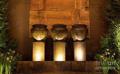 Photograph - Pottery Fountains by Kevin McCarthy