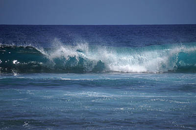 Photograph - Pounding Wave by Pamela Walton