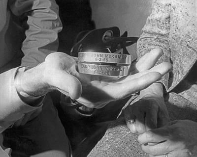 Pow Bracelets Art Print by Underwood Archives