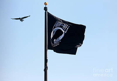 Photograph - Pow Mia by Joan Bertucci