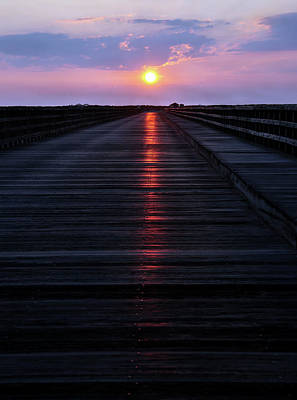 Photograph - Powder Point Bridge  by Joanne Brown