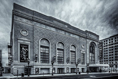 Photograph - Powell Symphony Hall St Louis 7r2_dsc2891_16-12-04 by Greg Kluempers