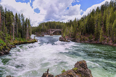 Photograph - Power And Majesty by John M Bailey