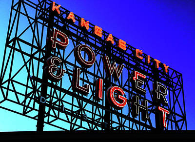 Photograph - Power And Some Light by Christopher McKenzie