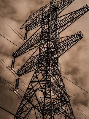 Photograph - Power by Bob Orsillo