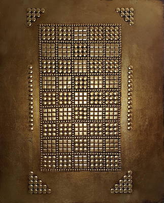 Rivets Painting -   Power Game by Dusko Trifunovic