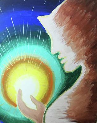 Power Of Faith Art Print