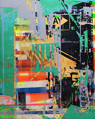 Modernism Mixed Media - Power Of Suggestion by Shay Culligan