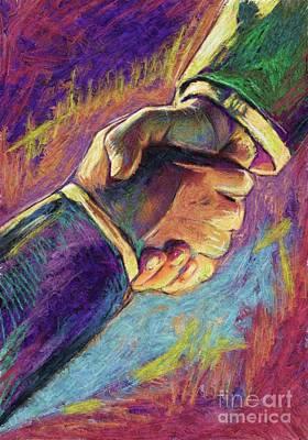 Power Of Unity Art Print