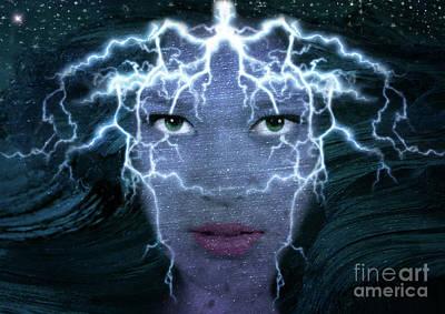 Wall Art - Photograph - Power Of Woman by Julie Clyde